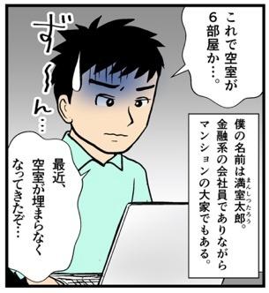 『お客様の声』静岡県富士市2LDK家賃5.4万円 高稼働率90%以上を維持するには?